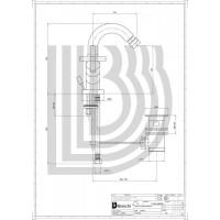 Смеситель для биде Bianchi Amelix BIDAML110200