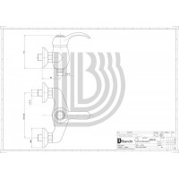 Смеситель для душа Bianchi Class ESDCLS2005SK