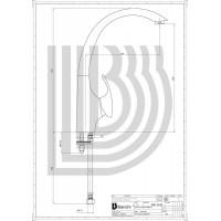 Смеситель для кухни Bianchi Century LVMCEN200100