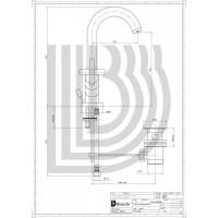 Смеситель для умывальника Bianchi Amelix LVBAML110100