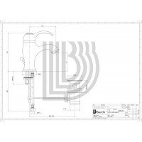 Смеситель для умывальника Bianchi Class LVBCLS2002VOT