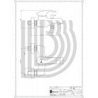 Смеситель для ванны Bianchi Century VSCCEN2004SK