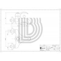 Смеситель для ванны Bianchi Class VSCCLS2004SK