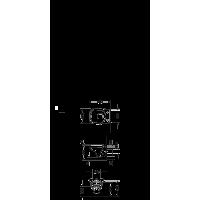 Инсталляция Geberit 458.126.00.1 + унитаз Duravit D-Code 22110900002