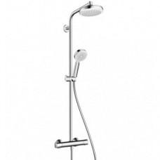 Душевая система Hansgrohe Crometta 160 Showerpipe 27264400