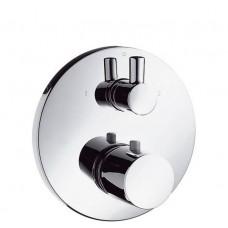 Смеситель для ванной Hansgrohe Ecostat S 15721000 (наружная часть)