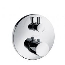 Смеситель для ванны Hansgrohe Ecostat S 15701000 (наружная часть)