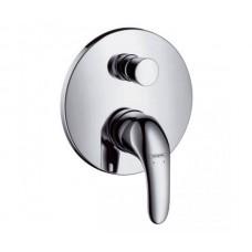Смеситель для ванны Hansgrohe Focus E 31744000
