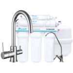 Смеситель для кухни Imprese DAICY 55009-U + Ecosoft Standart (5-ти ступенчатая система очистки воды)