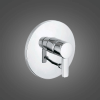 Смеситель для ванны Kludi Zenta 386500575